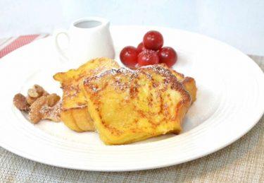ホテルの味に挑戦!バター香るフレンチトーストの作り方【インスタ映えレシピ】