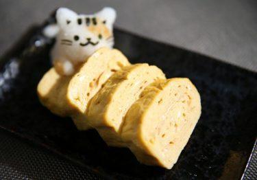 お寿司屋さんの味に!だし巻き玉子の作り方【インスタ映えレシピ】