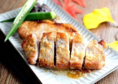 漬け込むだけ♪豚肉の味噌麹焼き【インスタ映えレシピ】