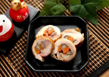 お鍋一つで♪鶏八幡巻きの作り方【インスタ映えレシピ】
