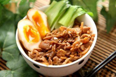 屋台の味!魯肉飯(ルーローハン)の作り方